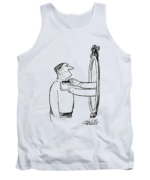 New Yorker October 5th, 1968 Tank Top