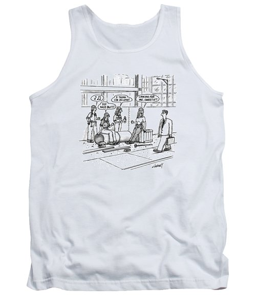 New Yorker October 5th, 1992 Tank Top