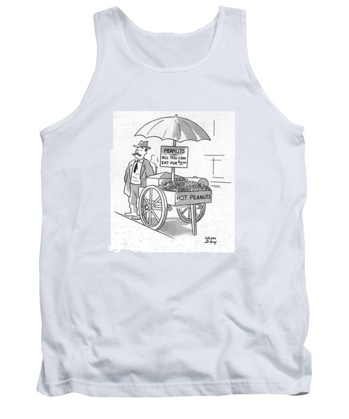 New Yorker October 7th, 1944 Tank Top
