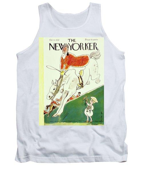 New Yorker October 8 1932 Tank Top
