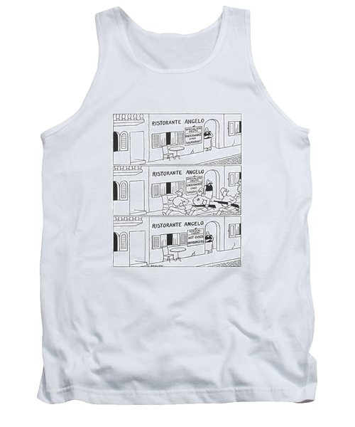 New Yorker October 9th, 1943 Tank Top