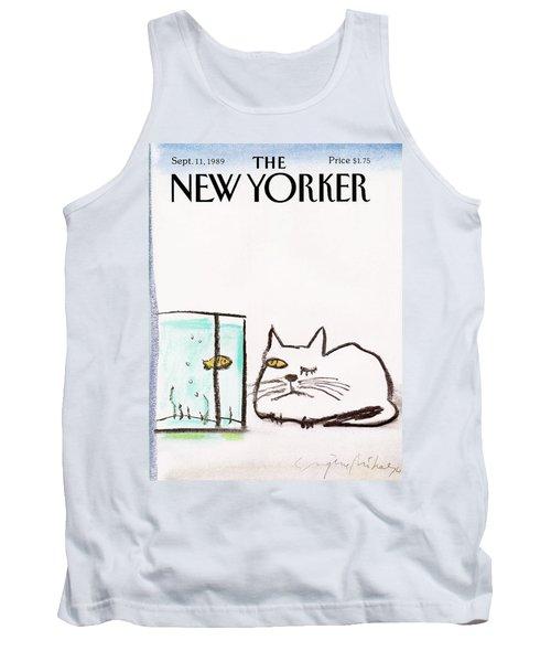 New Yorker September 11th, 1989 Tank Top