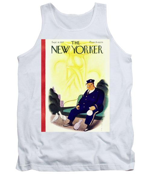 New Yorker September 18 1937 Tank Top