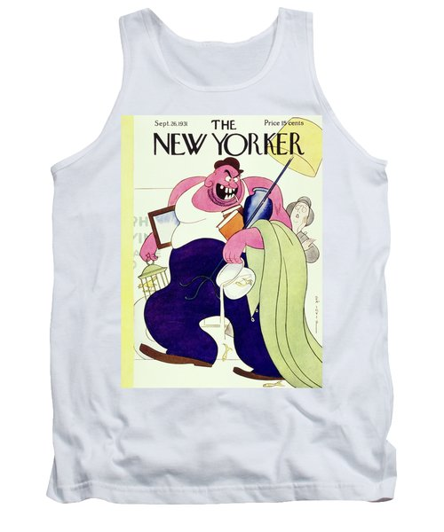 New Yorker September 26 1931 Tank Top