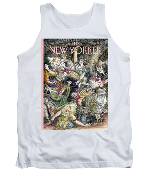 New Yorker September 29th, 1997 Tank Top