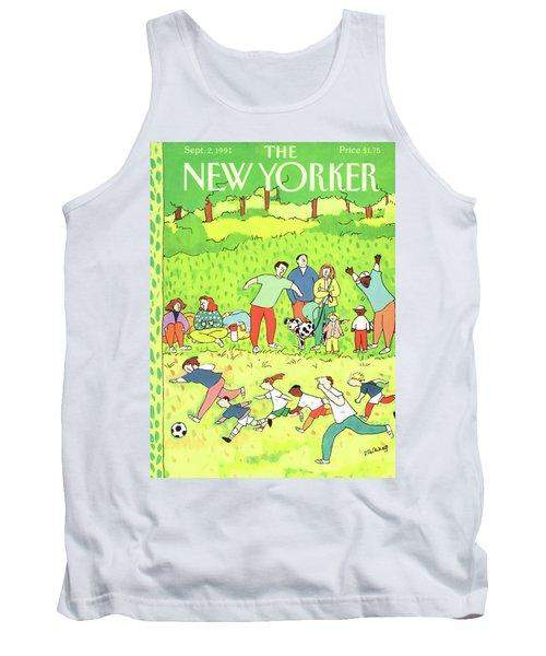 New Yorker September 2nd, 1991 Tank Top