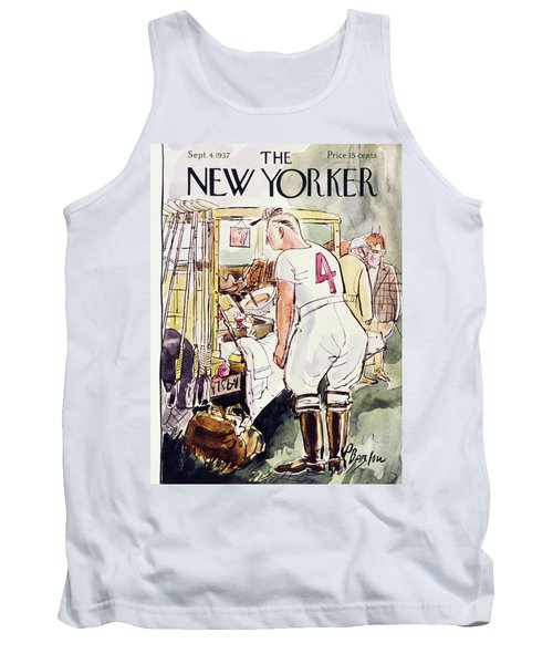 New Yorker September 4 1937 Tank Top