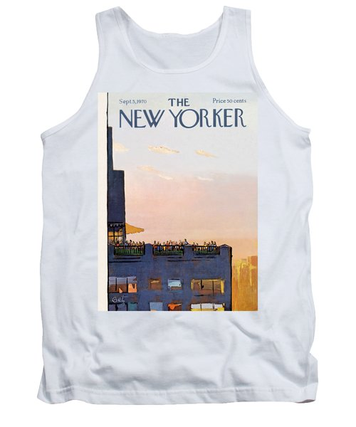 New Yorker September 5th, 1970 Tank Top