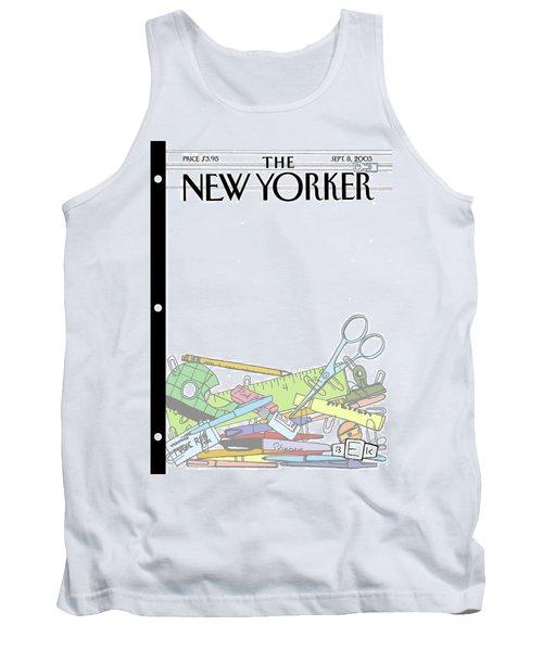 New Yorker September 8th, 2003 Tank Top