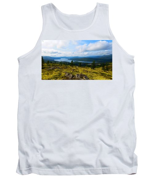 Norwegian Landscape 3 Tank Top