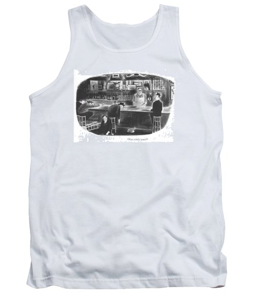 Now What's Yours? Tank Top