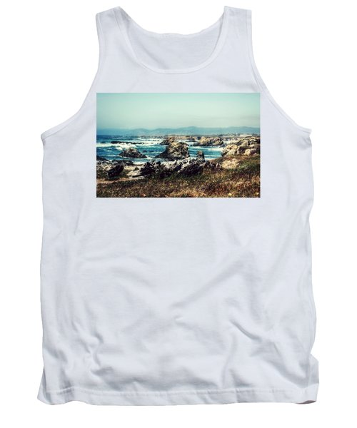 Ocean Breeze Tank Top by Melanie Lankford Photography