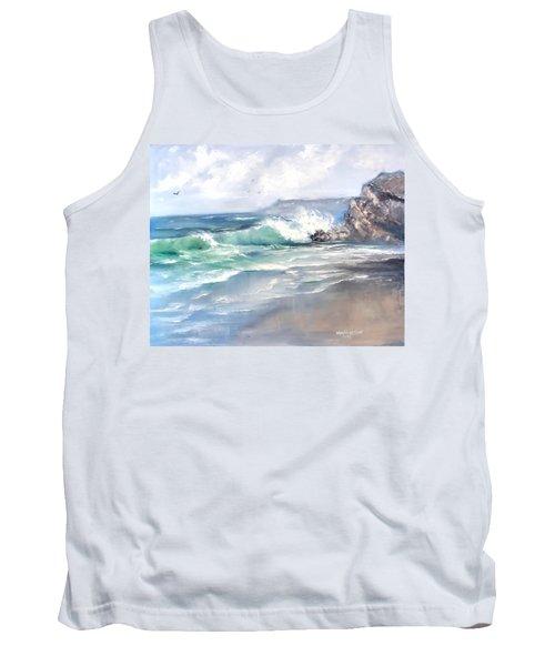 Ocean Surf Tank Top
