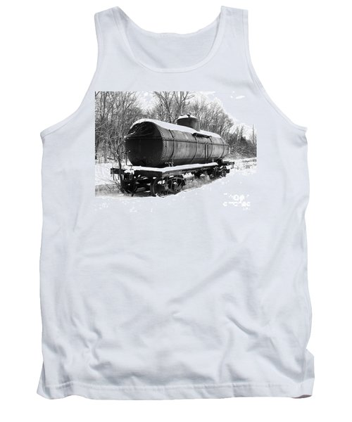 Tank Top featuring the photograph Off The Beaten Track by Sara  Raber