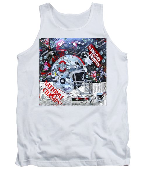 Ohio State University National Football Champs Tank Top