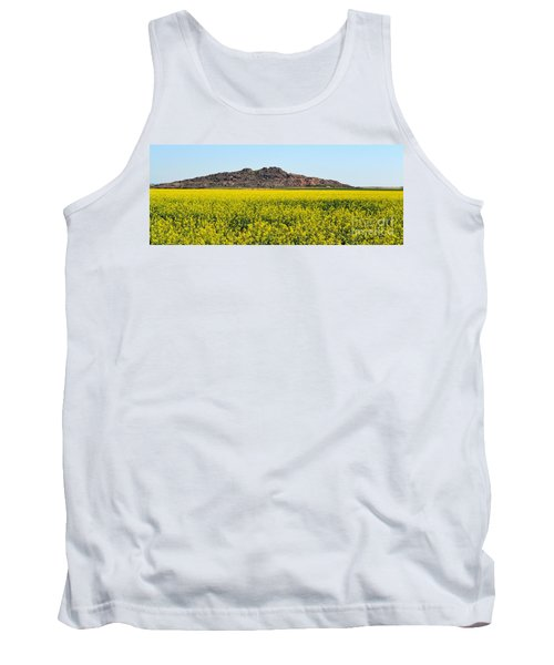 Oklahoma Gold Tank Top
