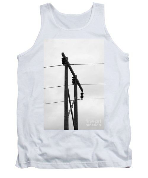 Old Country Power Line Tank Top