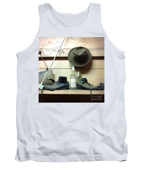 Old Crow Tank Top