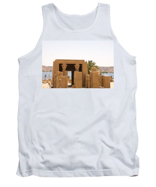 Old Structure 2 Tank Top