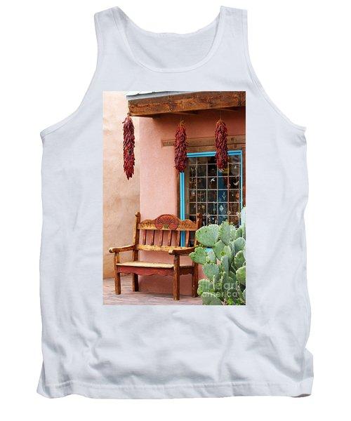 Old Town Albuquerque Shop Window Tank Top