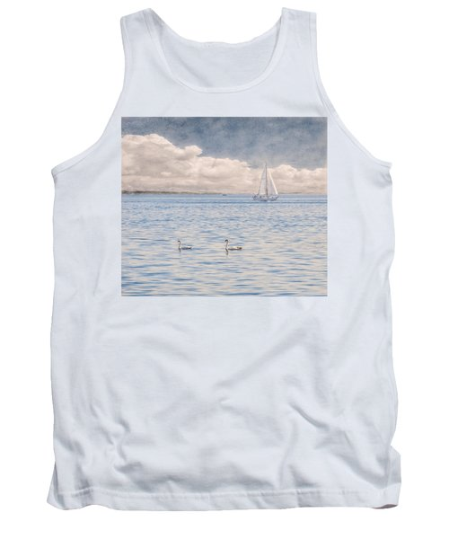 On A Summer's Breeze Tank Top