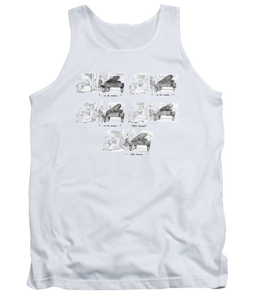 ...on The Avenue... ...on The Avenue... ...on Tank Top