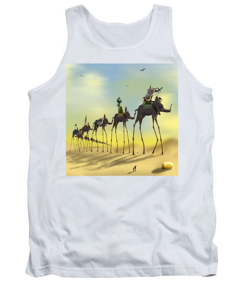 On The Move 2 Without Moon Tank Top