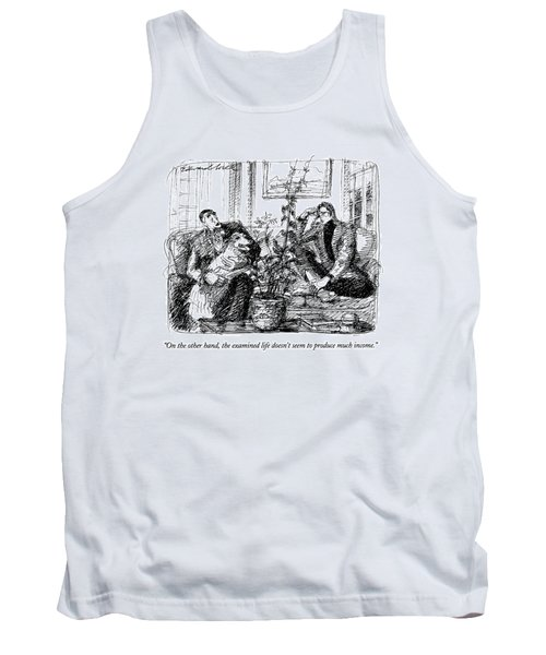 On The Other Hand Tank Top