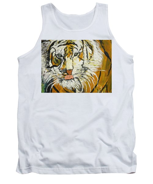 On The Prowl Zoom Tank Top