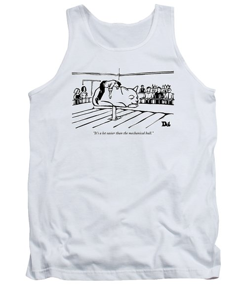 One Drinker To Another About A Man Passed Tank Top
