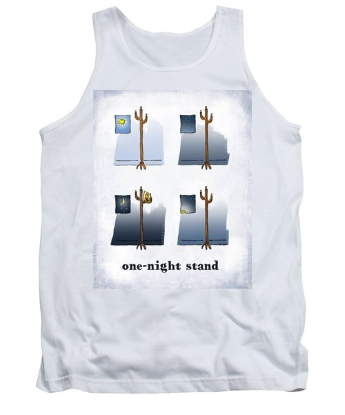 One Night Stand Tank Top