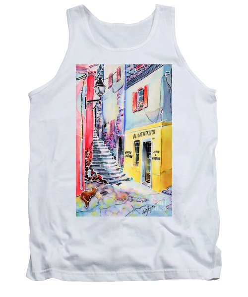 One Spring Day Tank Top