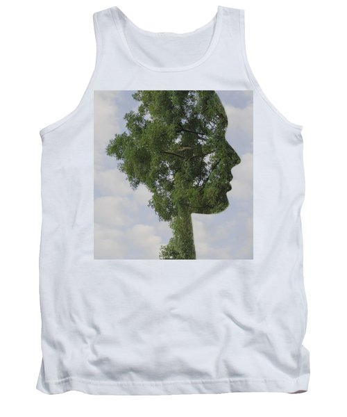 One With Nature Tank Top