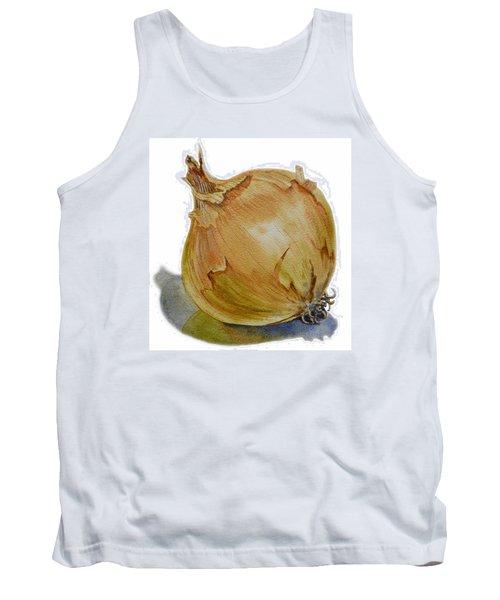Onion Tank Top by Irina Sztukowski