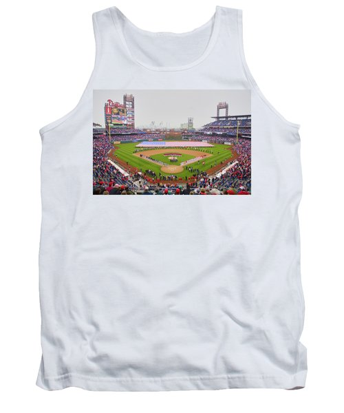 Opening Day Ceremonies Featuring Tank Top