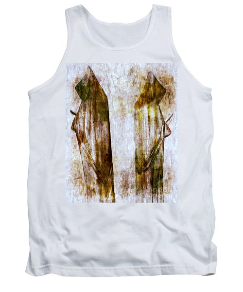 Opus Dei Tank Top by Barbara Chichester