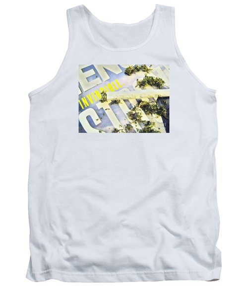 Or So I Thought Tank Top by John King