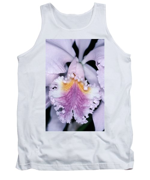 Orchid 2 Tank Top by Andy Shomock