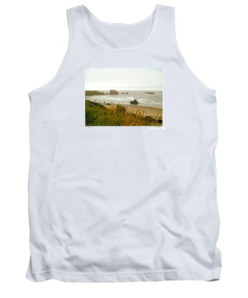 Oregon Beach Tank Top