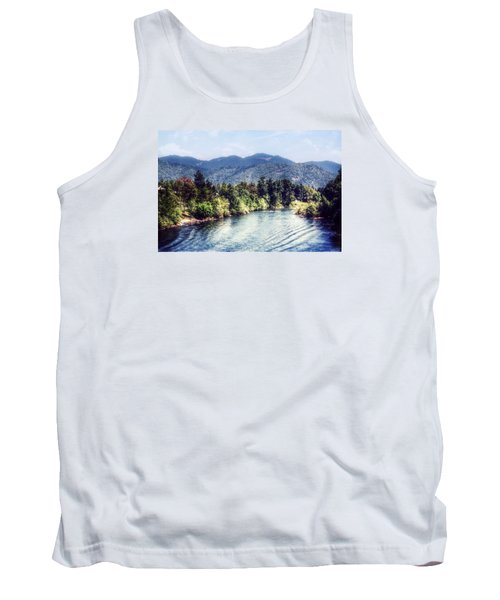 Oregon Views Tank Top by Melanie Lankford Photography