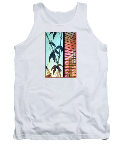 Tank Top featuring the photograph Ornamental Oriental by Chris Anderson