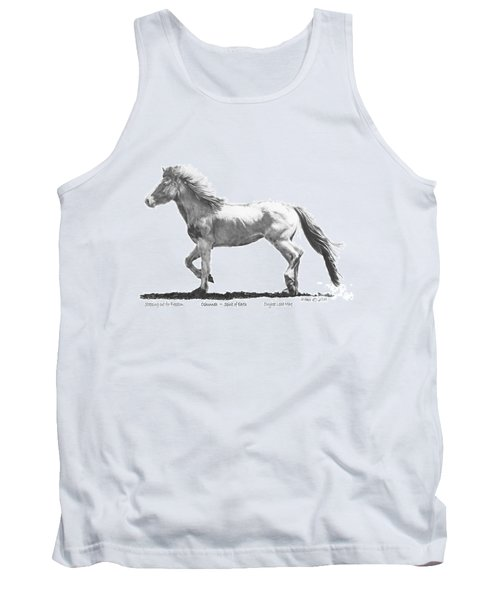 Oshunnah Stepping Out For Freedom Tank Top