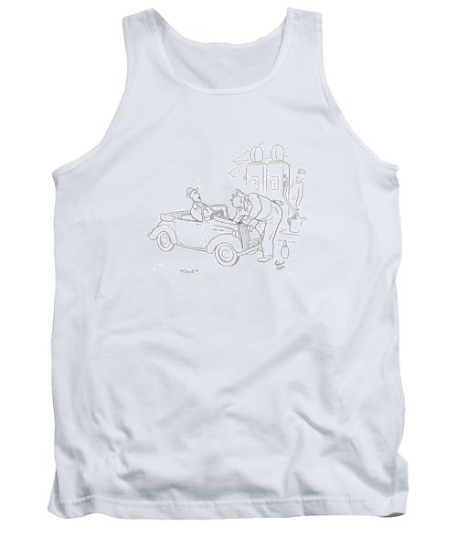 Ouch! Tank Top