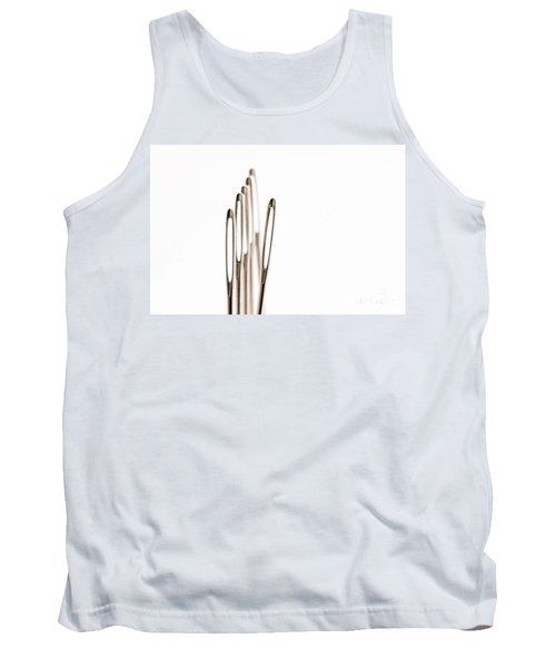 Out Of Line Tank Top