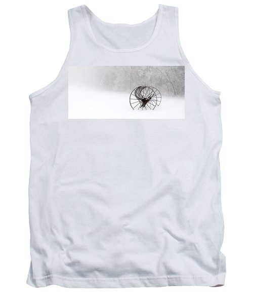 Out Of The Mist A Forgotten Era II Tank Top by Greg Reed