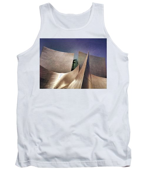 Outer Planes Tank Top by Mark David Gerson