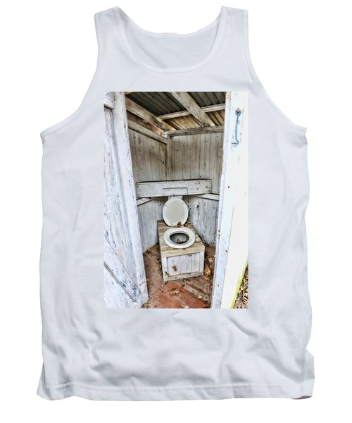 Outhouse A Look Inside Tank Top