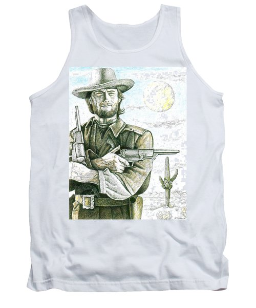 Outlaw Josey Wales Tank Top