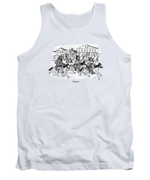 Outlaws Tank Top