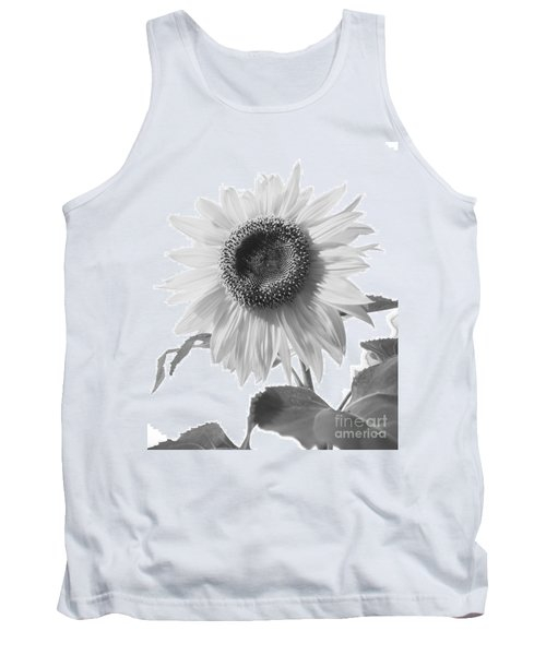 Over Looking The Garden Tank Top by Alana Ranney